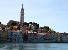 Croatia – Istria Peninsula 6 Nights Cycling Tour