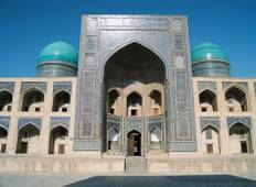 Bishkek To Ashgabat (20 Days) Silk Road Highlights Tour