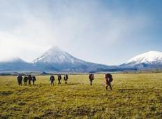 Kamchatka Expedition Tour