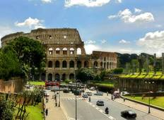 London to Rome - 11 days Tour