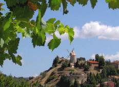 Languedoc - Carcassonne to the Coast Tour