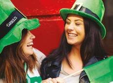 St Patrick\'s Day (Start Dublin) Tour
