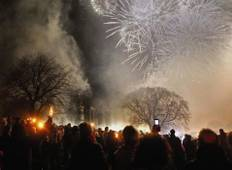 Hogmanay New Year (5 Day Start Edinburgh) Tour