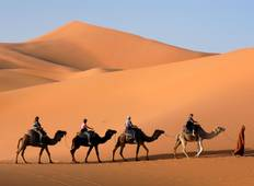 Marrakech & Sahara - 8 Days Tour