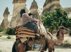 Five Days in Cappadocia (from Antalya to Istanbul) Tour