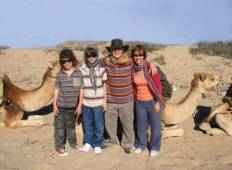 Kasbahs, Kids & Camels - 9 days Tour