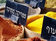 Israel & the Palestinian Territories Real Food Adventure Tour