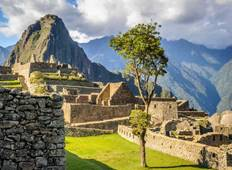 The Inca Empire, Gauchos & Altiplano (Santiago to Lima) Tour