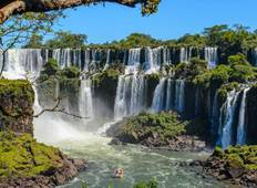 Cholitas, Gauchos & Iguazu with Carnival Tour