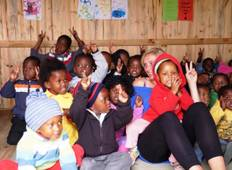 Childcare Izizwe Projects 3 Weeks Tour