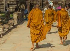 Cambodia Encompassed Tour