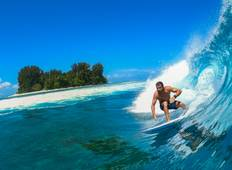 Surfing Papua New Guinea Tour