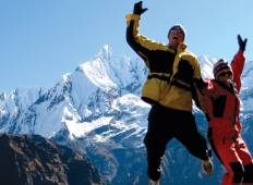 Everest Base Camp & Annapurna Circuit Trek Tour