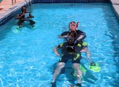 6 Day PADI Open Water Diving Course Tour