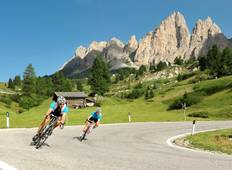 Cycle the Dolomites to the Adriatic Sea Tour