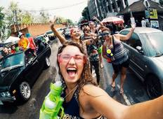 Songkran - Thailand New Year\'s Trip: 10 Days - The World\'s Greatest Waterfight Tour