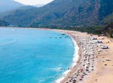 Mediterranean Gulet Cruise (from Olympos) Tour
