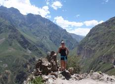 Colca Canyon Trekking 3D/2N & Transfer to Puno Tour