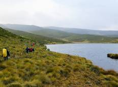 Mount Kenya Trek (Sirimon Route) Tour