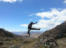 Lares Trek to Machu Picchu 4D/3N (Start Trek on Day 1) Tour