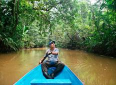 Tortuguero National Park Adventure 3D/2N Tour