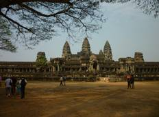 Angkor Wat Adventure 5D/4N (Siem Reap to Phnom Penh) Tour