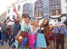 Oktoberfest Camping (3 nights) Tour