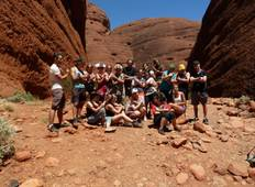 Outback Ways (from Alice Springs / Apr-Nov) Tour