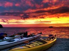 Mexican Baja Kayak Adventure: A Gay Baja Peninsula Active Adventure Tour