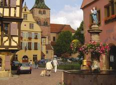 Basel to Strasbourg by Bike Tour
