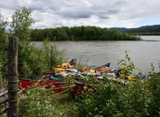 Yukon Canoe Adventure Tour