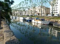 Canal du Midi by Bike Tour