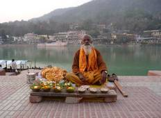 Rishikesh Yoga Retreat 5D/4N Tour