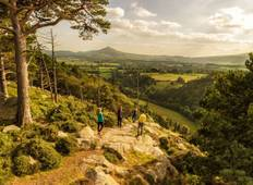 Day Tour from Dublin of Wicklow, Glendalough Tour