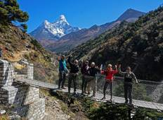Everest View Trek - Experience the wonderland of the Himalayas Tour