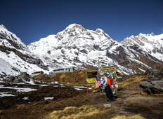 Annapurna Base Camp Trek (10 destinations) Tour