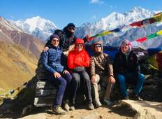 09 days Sundarijal, Chisopani, Gosainkunda and Dhunche Trek Tour