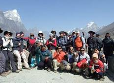 Everest Base Camp Trek - 16 Days Tour