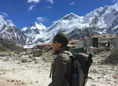 Magnificent Everest Base Camp Trek Tour