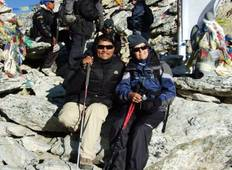 16 days guided Everest Base Camp Trek Tour