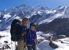 10 days Discover Langtang Valley with Tserko Ri Hiking Tour