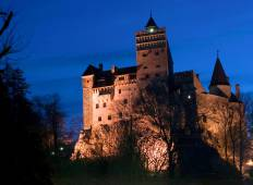 Halloween in Transylvania 2017: Midnight Tales Tour