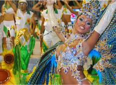 Rio Carnival Package 2020 Tour