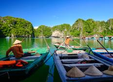 Southern and Northern Vietnam Tour 6Days/5Nights Tour