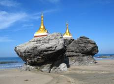 Myanmar Beach Holiday 7 Days Tour