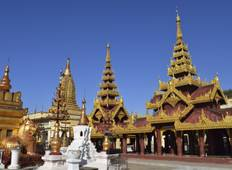 Treasure of Myanmar 8 Days / 7 Nights Tour