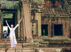 Cambodia Highlight Tour 4 Days 3 Nights Tour