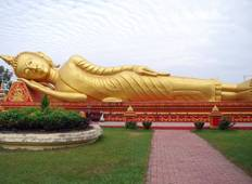 Laos Ancient Package Tour 4 Days/3 Nights Tour