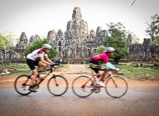 Road Biking from Saigon to Angkor Tour