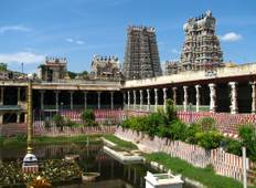 Spiritual Tamilnadu with Enchanting Kerala Tour